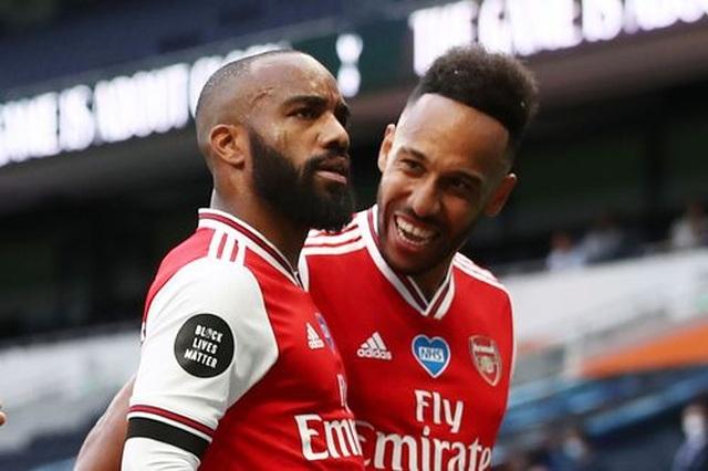 Tottenham 2-1 Arsenal: Thất bại cay đắng của Pháo thủ - 13