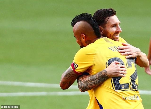 Đánh bại Valladolid, Barcelona tiếp tục gây áp lực lên Real Madrid - 7