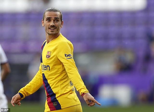 Đánh bại Valladolid, Barcelona tiếp tục gây áp lực lên Real Madrid - 5