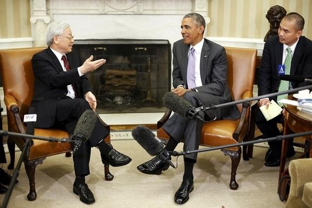 Việt Nam-Hoa Kỳ: 25 năm, một chặng đường - 4