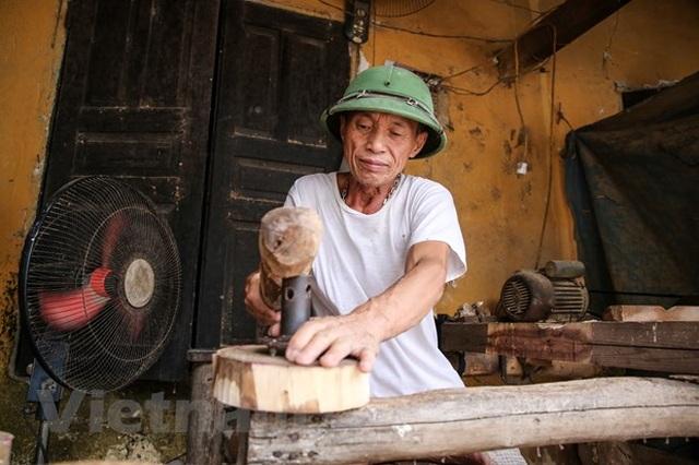 Bình minh làng nghề Ông Hảo: Giá trị đồ chơi trung thu truyền thống - 6