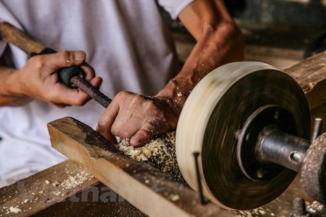 Bình minh làng nghề Ông Hảo: Giá trị đồ chơi trung thu truyền thống - 7