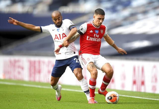 Tottenham 2-1 Arsenal: Thất bại cay đắng của Pháo thủ - 8