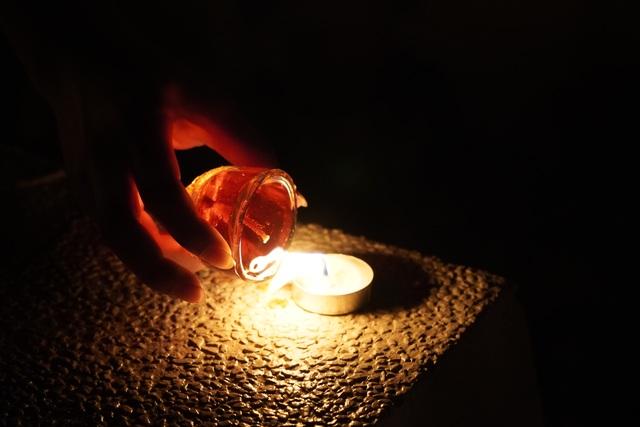 Nghĩa trang Liệt sĩ quốc gia Vị Xuyên rực sáng trong đêm thiêng liêng - 7