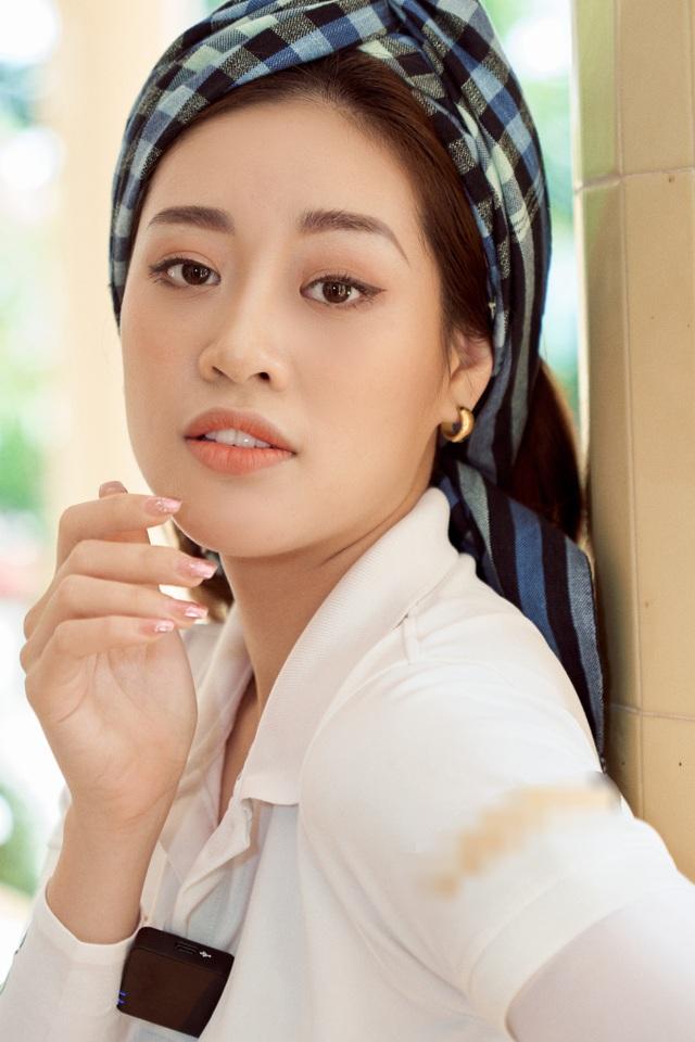 Hoa hậu Khánh Vân khoe mặt mộc xinh đẹp trải nghiệm cuộc sống miền Tây - 9