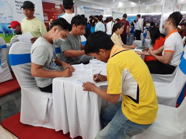 TPHCM: Cung ứng 15.000 việc làm tới lao động thất nghiệp thời Covid-19 - 9