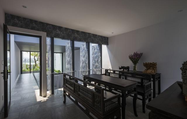 """Vợ chồng trẻ ở Huế làm """"vườn đặt trong nhà"""" khiến mùa hè vẫn mát rượi - 13"""