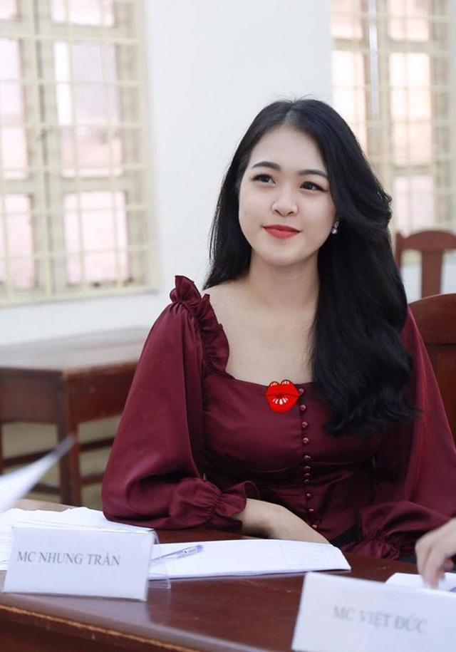 Nữ sinh trường Báo cao 1m70, sở hữu loạt thành tích đáng nể - 4