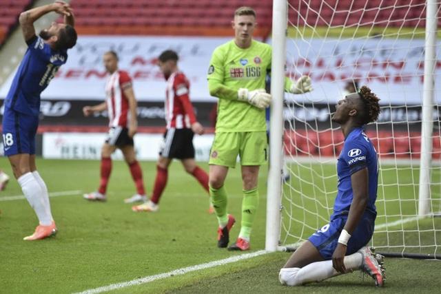 Sheffield Utd 3-0 Chelsea: Trái đắng cho thầy trò Lampard - 4