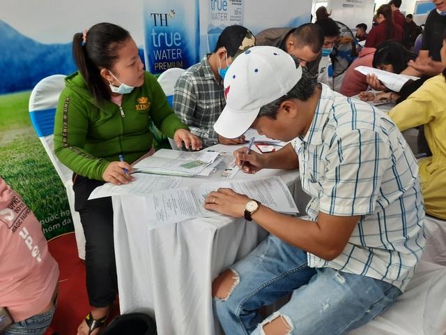 TPHCM: Cung ứng 15.000 việc làm tới lao động thất nghiệp thời Covid-19 - 4