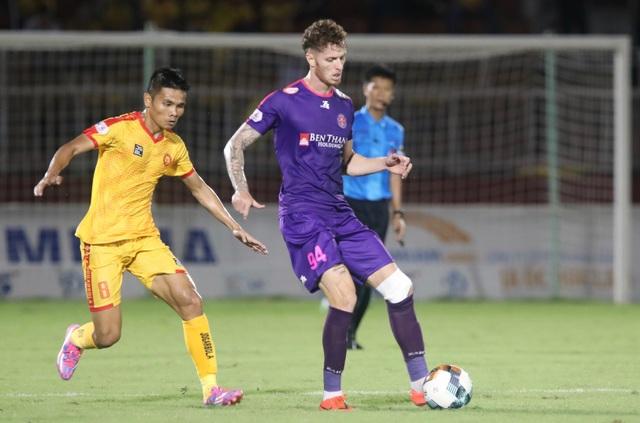 Vòng 10 V-League 2020: Những cặp đấu không khoan nhượng - 2