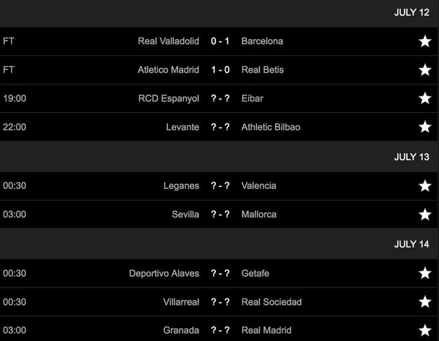 Đánh bại Valladolid, Barcelona tiếp tục gây áp lực lên Real Madrid - 1