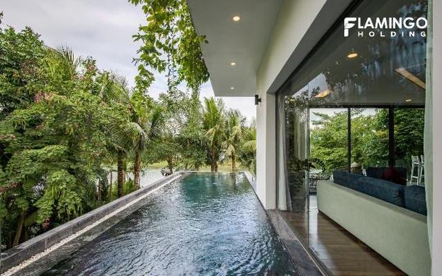 """Cận cảnh """"sắc nước, hương trời"""" tại Luxury Skylake Villa - 3"""