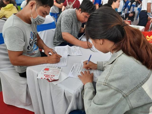 TPHCM: Cung ứng 15.000 việc làm tới lao động thất nghiệp thời Covid-19 - 3