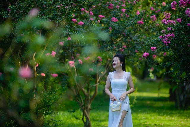 """Phát """"sốt"""" với những con đường hoa đẹp như trời Tây ngay gần Hà Nội - 14"""