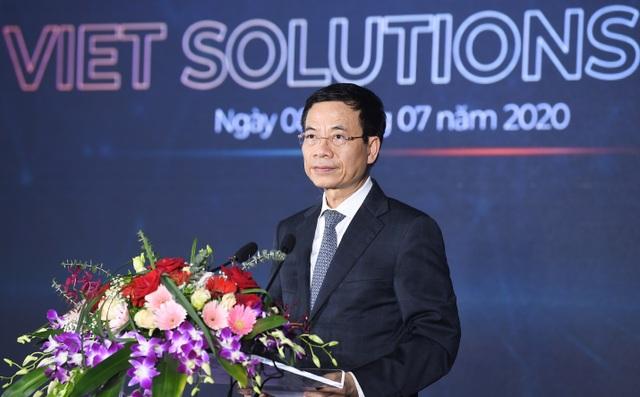 Viet Solutions và cơ hội để các start-up đứng trên vai người khổng lồ - 1