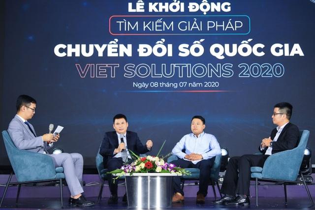 Viet Solutions và cơ hội để các start-up đứng trên vai người khổng lồ - 2