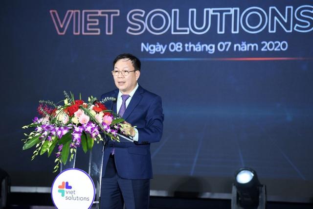Viet Solutions và cơ hội để các start-up đứng trên vai người khổng lồ - 3