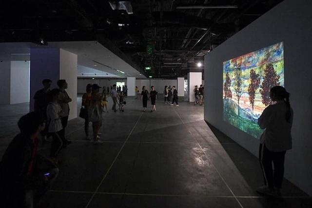 """Khám phá ẩn dụ """"khoảng cách"""" trong không gian nghệ thuật VCCA - 4"""