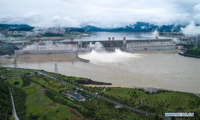 Phép thử lớn cho đập Tam Hiệp mùa mưa lũ bất thường ở Trung Quốc - 2