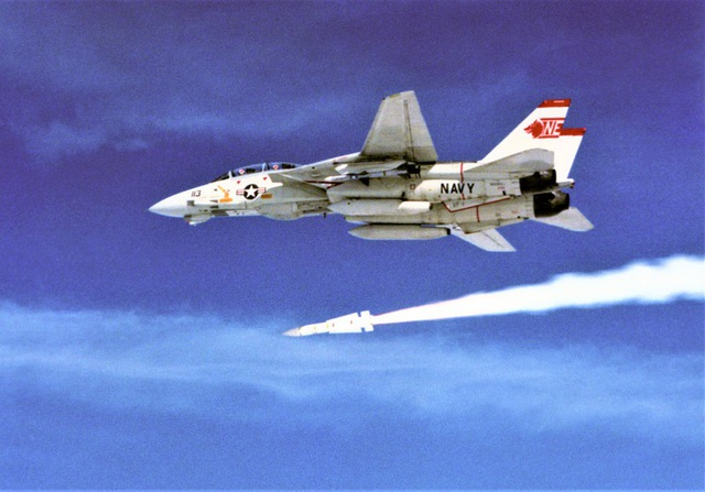 Không phải F-35, tên lửa này làm nên cuộc cách mạng trong không chiến - Ảnh minh hoạ 3