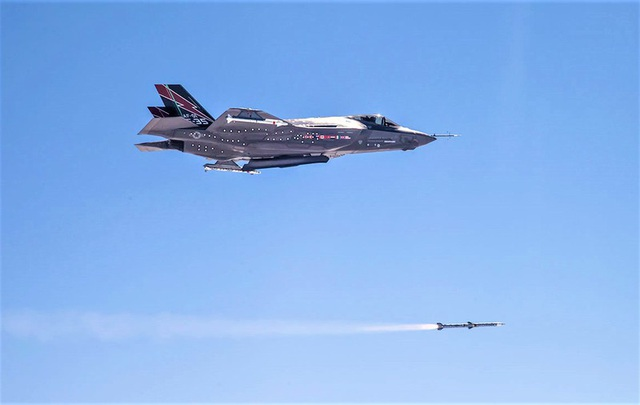 Không phải F-35, tên lửa này làm nên cuộc cách mạng trong không chiến - Ảnh minh hoạ 4