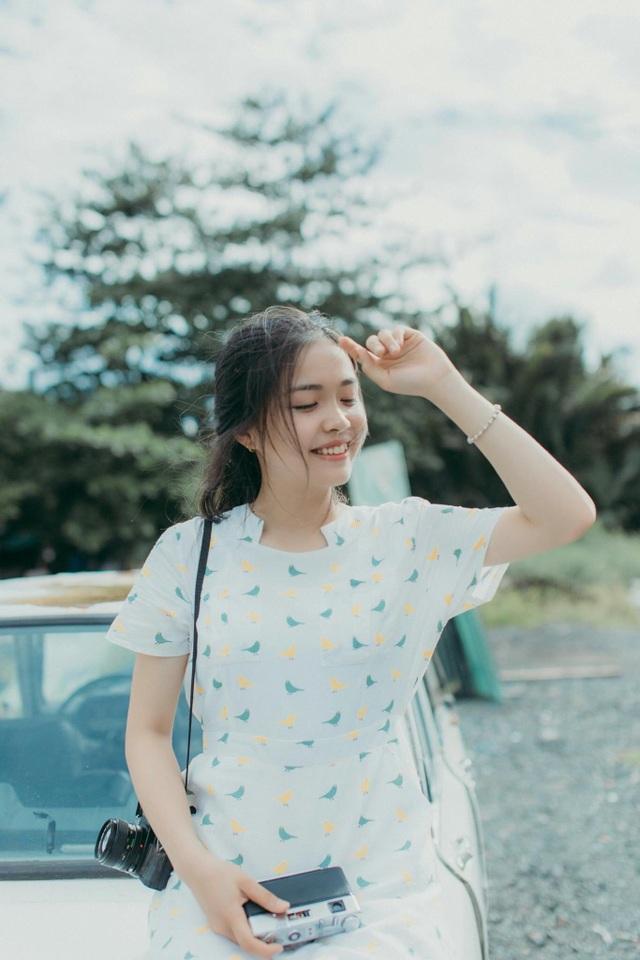 Ngắm vẻ đẹp nữ sinh ngành báo chí từng dự thi tài sắc Việt Nam - 1