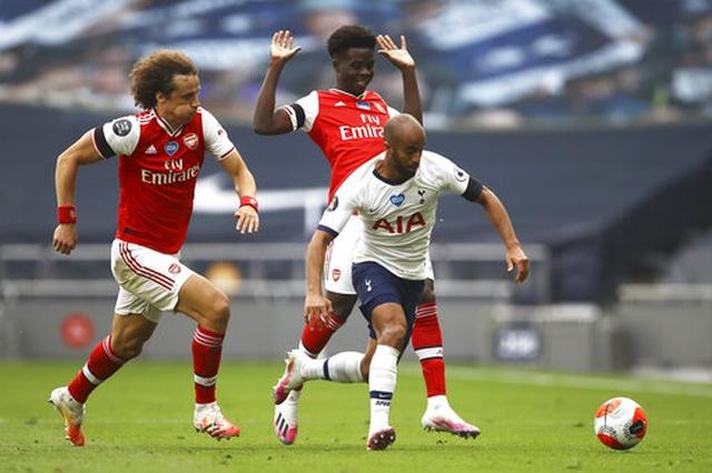 Tottenham 2-1 Arsenal: Thất bại cay đắng của Pháo thủ - 2