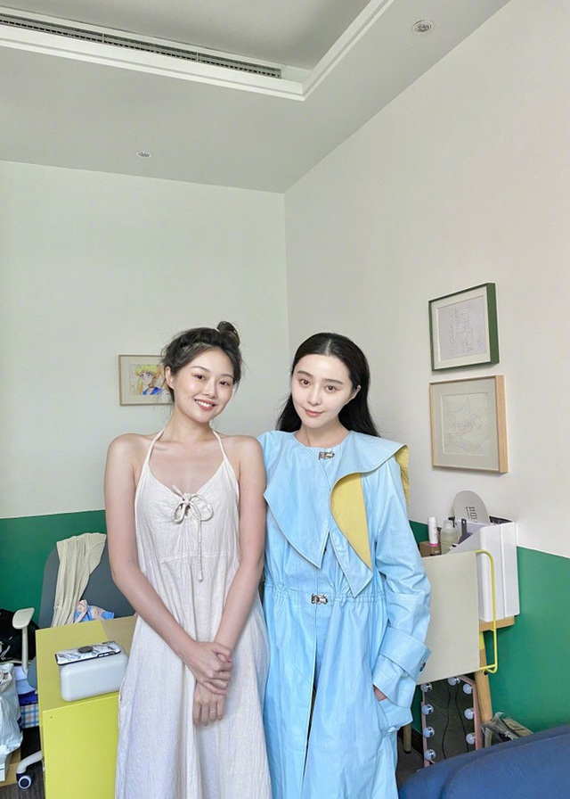 Dấu hiệu tích cực cho công cuộc quay lại làng giải trí của Phạm Băng Băng - 8