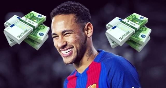 Neymar gây sốc với khả năng kiếm tiền siêu khủng