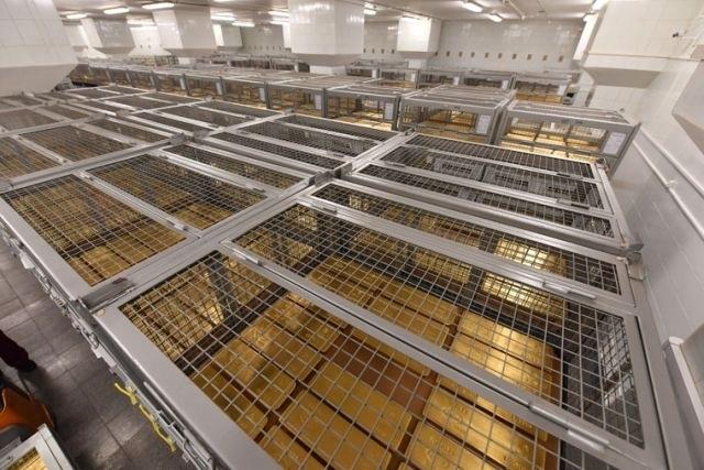 Nga tăng cường mua vàng dự trữ giữa bối cảnh giá tăng vọt - 1