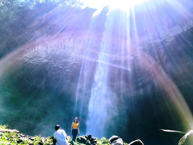 Cảnh nhếch nhác, hoang tàn tại thác nước nổi tiếng Đắk Nông - 2