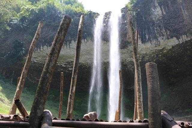 Cảnh nhếch nhác, hoang tàn tại thác nước nổi tiếng Đắk Nông - 3