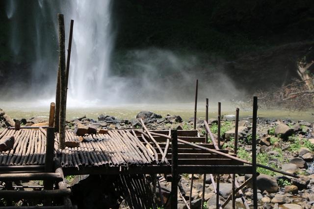 Cảnh nhếch nhác, hoang tàn tại thác nước nổi tiếng Đắk Nông - 6