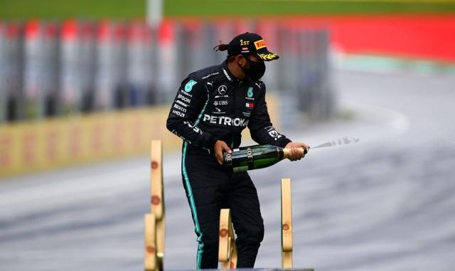 Styrian GP 2020: Mercedes bội thu, Ferrari cay đắng trắng tay - 3