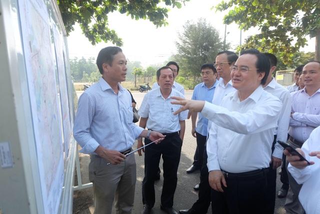 Thủ tướng phê duyệt quy hoạch phân khu xây dựng Đại học Đà Nẵng - 1