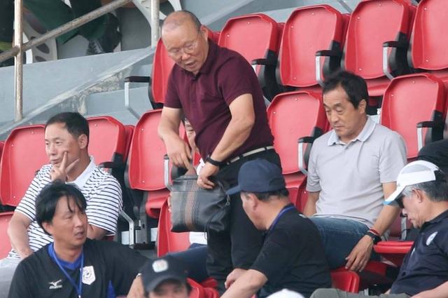 HLV Park Hang Seo thừa nhận chiến thuật đội tuyển Việt Nam bị lộ - 1