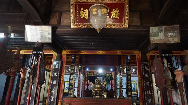 Cận cảnh vương phủ rộng 2000m2, chứa nhiều đồ cổ độc đáo ở Huế - 10