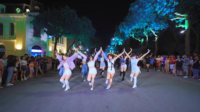 Fan quốc tế trầm trồ khen ngợi màn cover Black Pink của nhóm nhảy Việt - 2