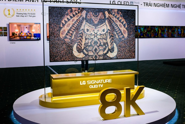 Danh tính người đấu giá thành công TV OLED 8K, cùng LG ủng hộ Operation Smile - 1