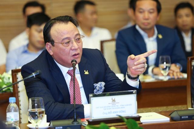 Tập đoàn FLC và Tân Hoàng Minh ký kết hợp tác chiến lược - 2