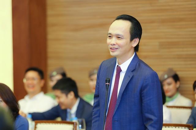 Tập đoàn FLC và Tân Hoàng Minh ký kết hợp tác chiến lược - 3