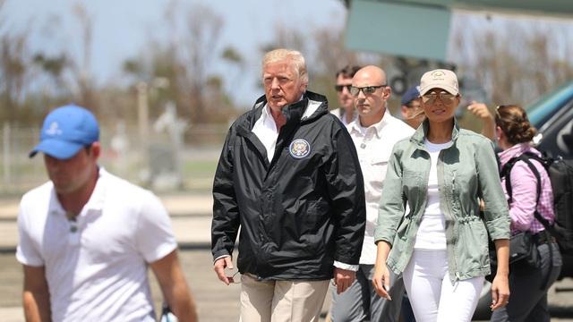 Báo Mỹ: Tổng thống Trump từng tính bán Puerto Rico - 1