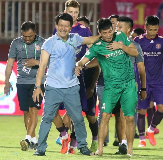 V-League tái xuất, Sài Gòn FC có giữ nổi mạch bất bại? - 1