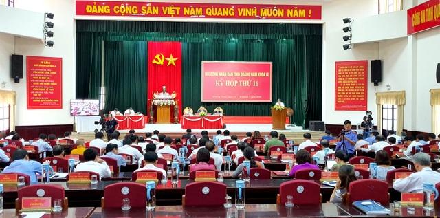 Ảnh hưởng Covid-19, Quảng Nam hụt thu khoảng 6.100 tỷ đồng - 1