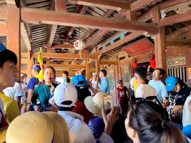 Khoảng 50% lao động ngành du lịch Quảng Nam có việc làm trở lại - 1
