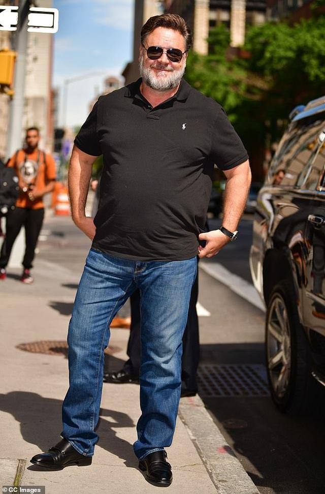 """Đã """"phát tướng"""", Russell Crowe vẫn muốn đóng """"Võ sĩ giác đấu"""" - 1"""