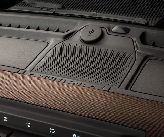 Ford Bronco ra mắt, cạnh tranh sát ván Jeep Wrangler - 30