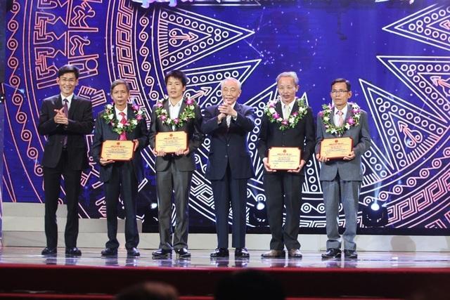 Giải thưởng Nhân tài Đất Việt: Tôn vinh tri thức thời đại và trí tuệ Việt - 9