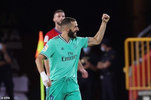 Benzema lập công, Real Madrid tiến gần đến chức vô địch La Liga - Ảnh minh hoạ 4